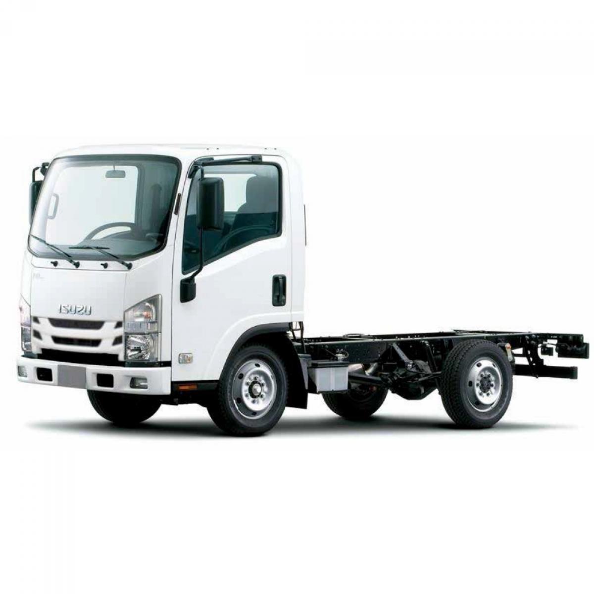 Isuzu M21 Single Tire Design