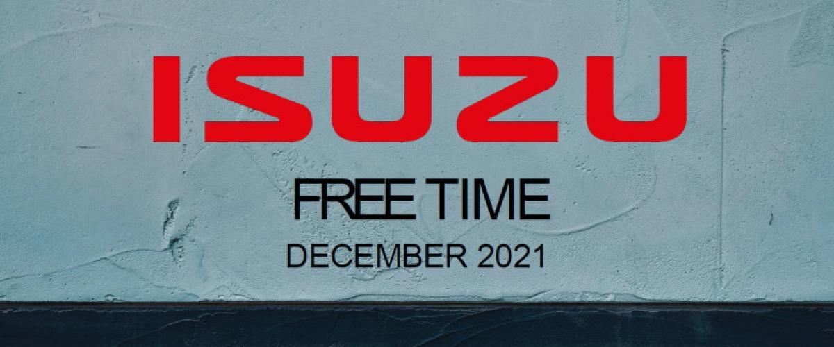 Katalog Isuzu Free Time