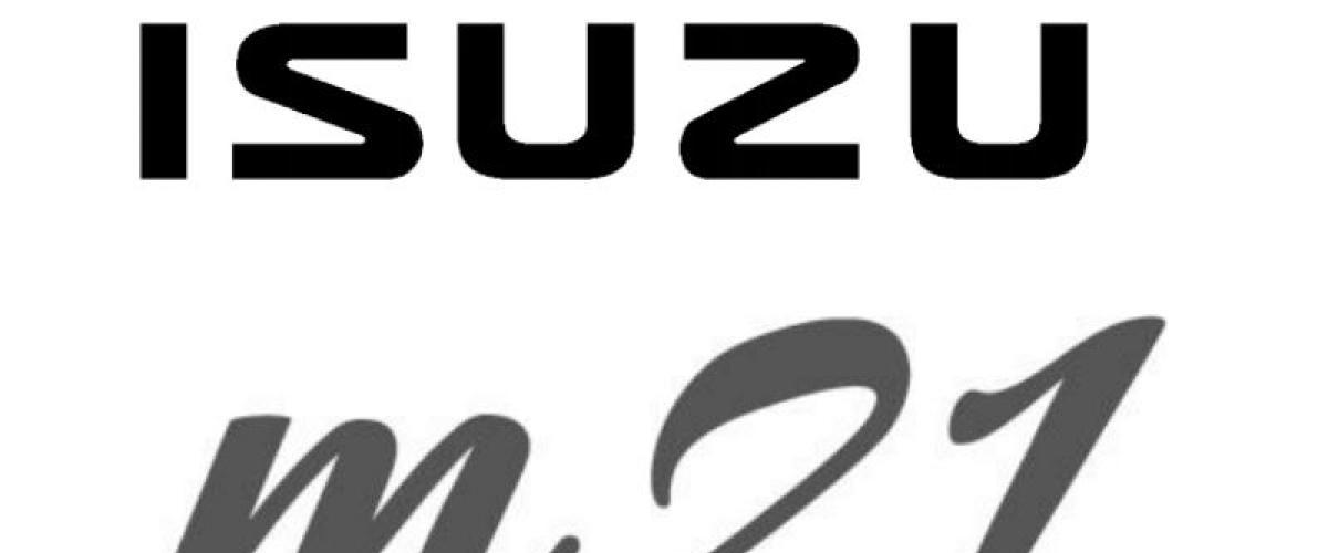 Opis techniczny Isuzu M21