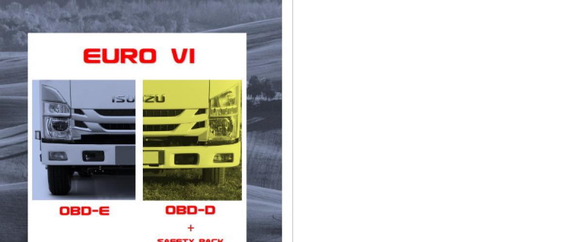 Opis techniczny Seria N i F Euro VI OBD-D Safety Pack i OBD-E